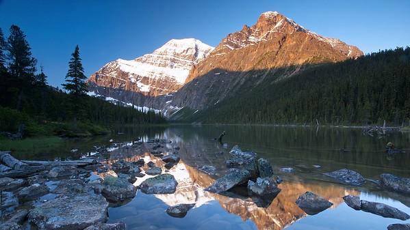 Mount Edith Cavel - Jasper Park