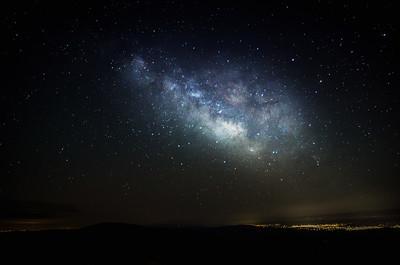 Mount Hamilton Milky Way Shoot 2016