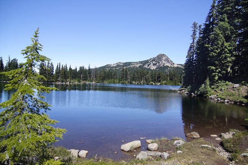 Scout Lake, Mt.Jefferson Park