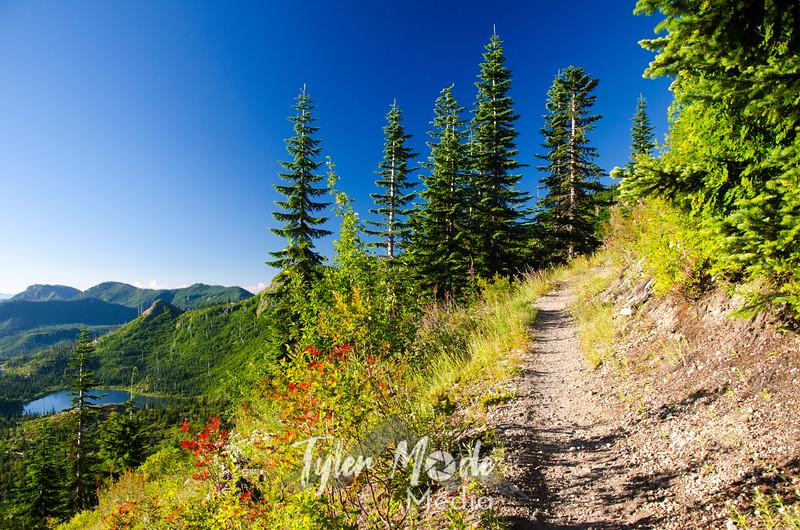 50  G Trail and Meta Lake