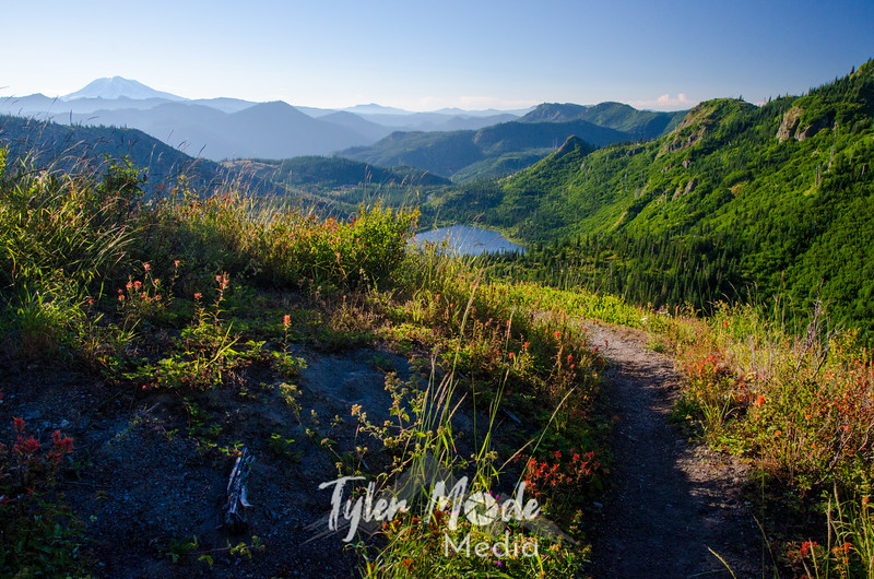 57  G Trail and Meta Lake