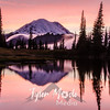 729  G Rainier and Tipsoo Lake Sunset Sharp