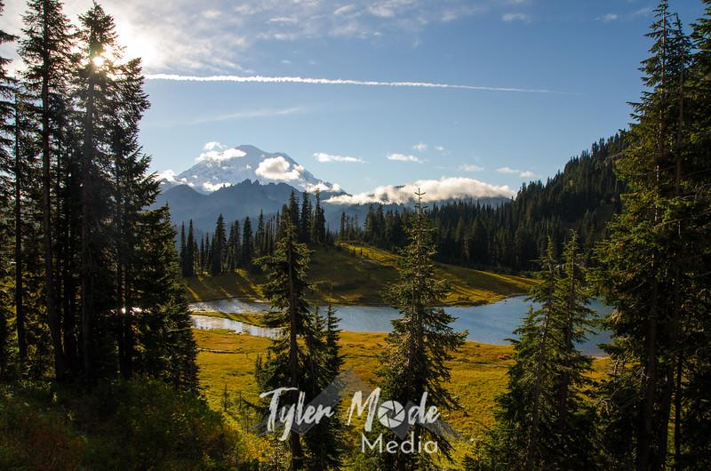 623  G Rainier and Tipsoo Lake