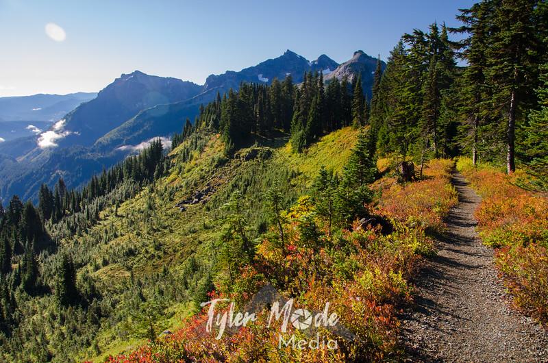 250  G Mazama Ridge View South and Trail