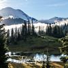 632  G Rainier and Tipsoo Lake Sharp