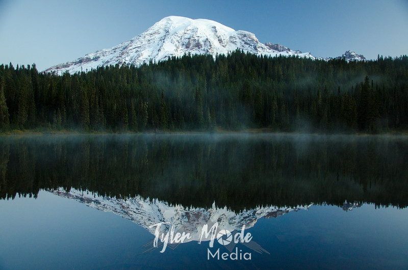 14  G Rainier and Reflection Lakes