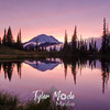 738  G Rainier and Tipsoo Lake Sunset