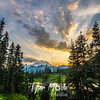 2  G Tipsoo Lake Sunset