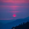 17  G Smokey Chinook Pass Sunrise V