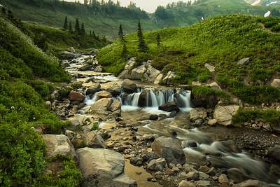 Mount Rainier Creek