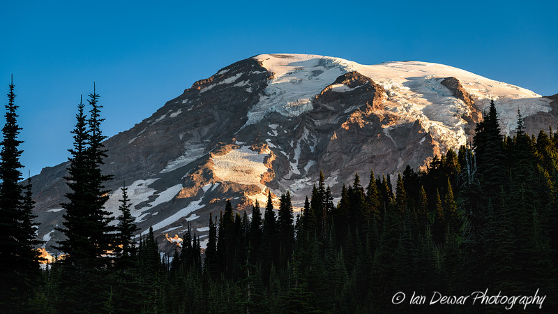 Mount Rainier - The Mountain