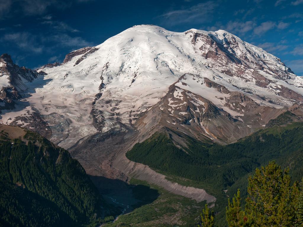 Emmons Glacier, Mount Rainier