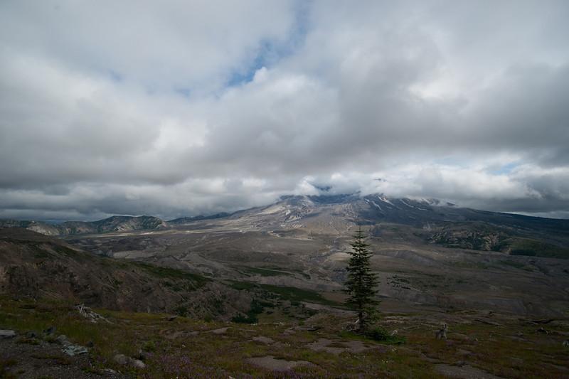 Mount St. Helen's, Washington State