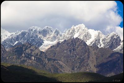 Mount Yulong, Yunnan