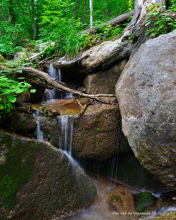 Small waterfall in VA