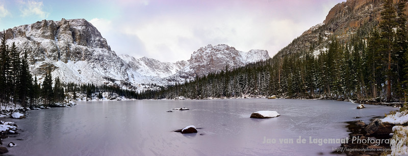 The Loch iPhone panorama