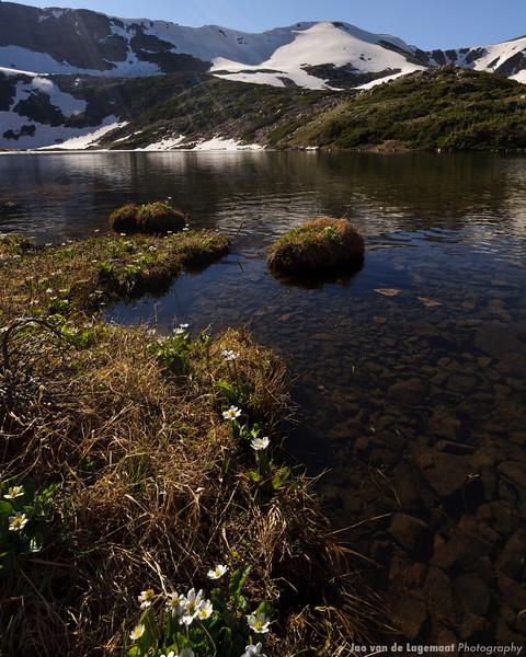 Colorado Front Range Mountains