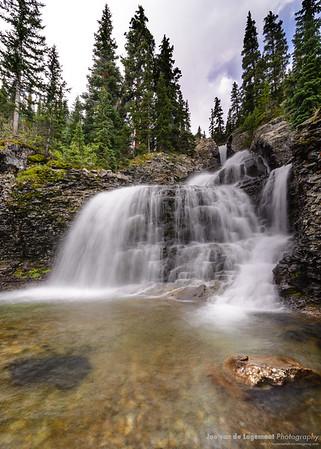 Telluride cascade