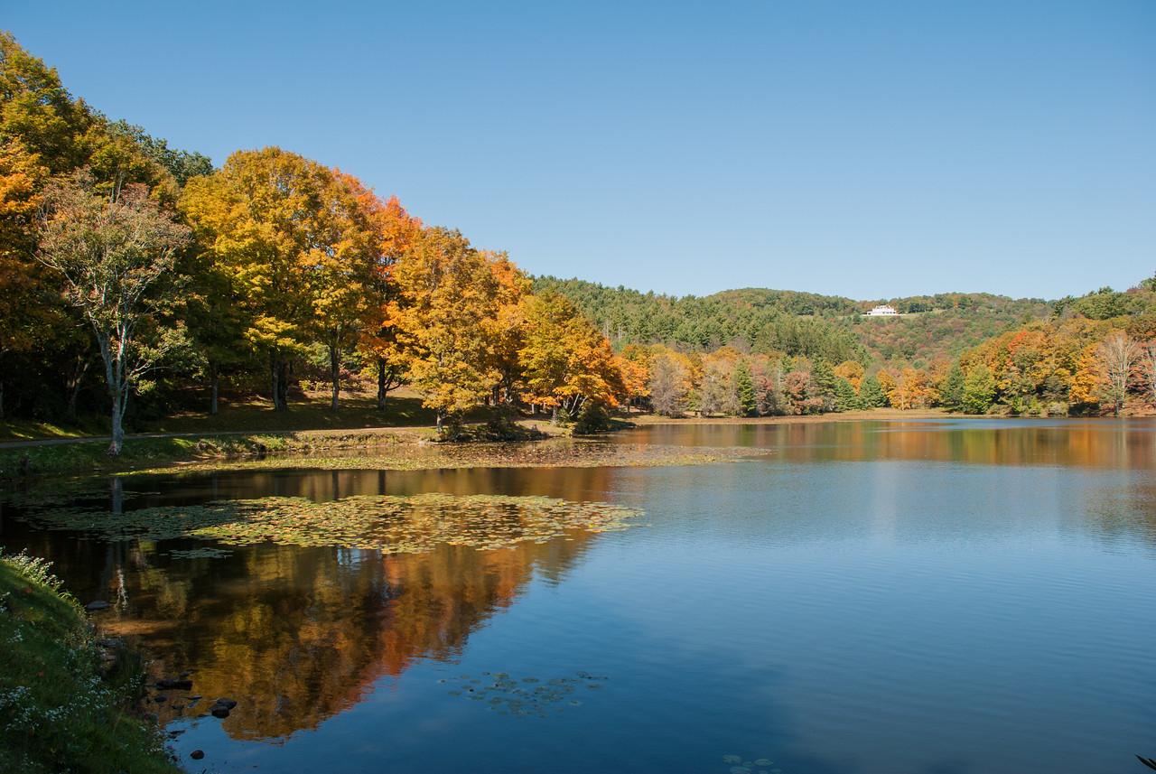 Bass Lake, Blowing Rock, NC