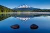 """Mirror Mountain Morning"" - Oregon"
