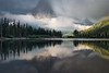 """""""Dreaming at Pray Lake"""" (Montana)"""