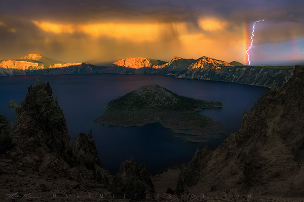 Electric Touch - Crater Lake