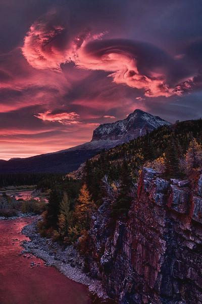 """Untamed Rockies"" - Montana"