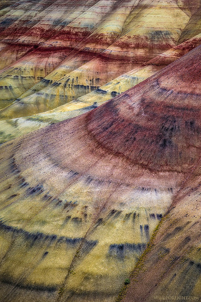 """Painted Hills Vertical"" - Oregon"