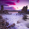 Fire and Ice,<br /> MonoLake, EasternSierra, CA