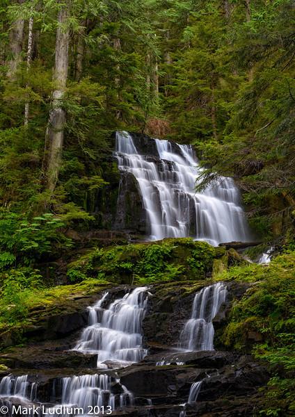 Falls Lake 22 Trail