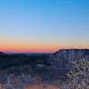Quiet<br /> Night falls quickly in the desert