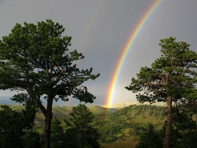 2009 07 Quirky BBQ (23) rainbow