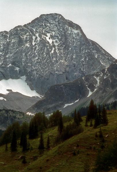 Early Capitol Peak Dusting