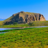 Beaverhead Rock on the Beaverhead River near Dillon, MT