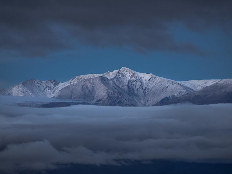 White mountains,Eastern Sierra
