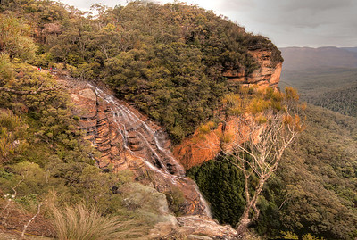 Wentworth Falls - Queen Victoria Lookout