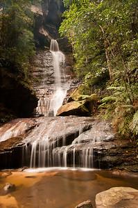 Wentworth Pass Trail - Empress Falls