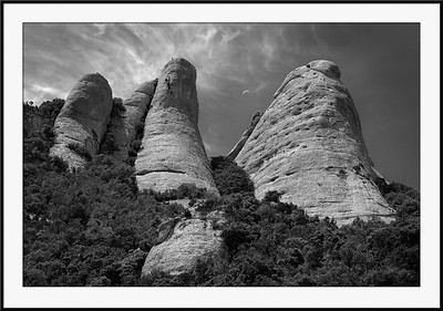 Klettergebiet Montserrat