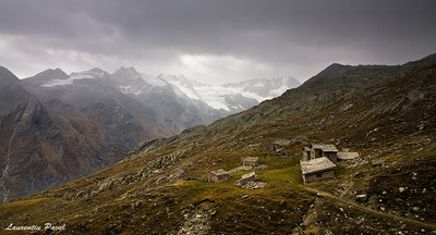 Here foreverIn the valley of Torrente Lauson,near Vittorio Sella hut - Gran Paradiso,Italy