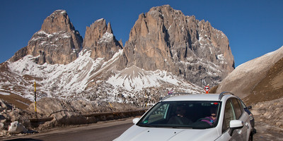 Sella Pass 3187