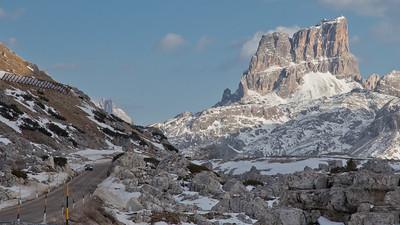 Monte Averau 3506