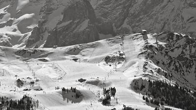 Pordoi Ski Area 3189bw