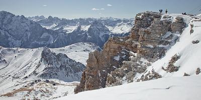 Passo Pordoi, Dolomiti 3321