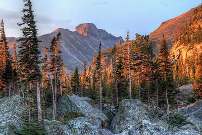 Long's Peak 01