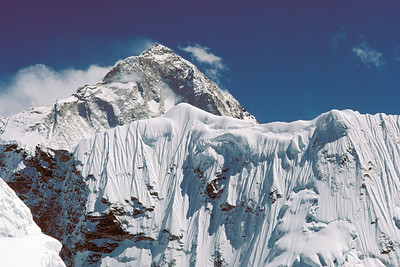 Makalu from Island Peak NEP2D
