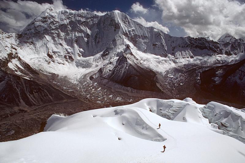 Island Peak Glacier NEP7B
