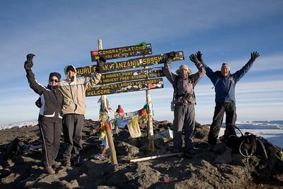 Kilimanjaro Summit 4115