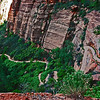 The Road is Long and Winding...<br /> <br /> Zion National Park