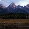 Early Morning Grand Tetons