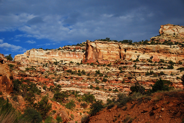 Layers, Capitol Reef